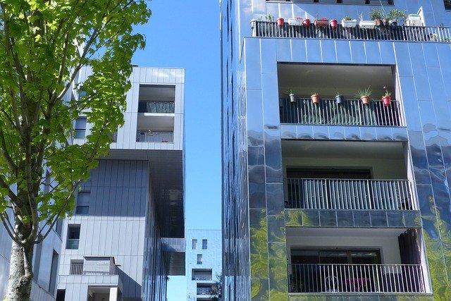 balcons location Lyon Confluence
